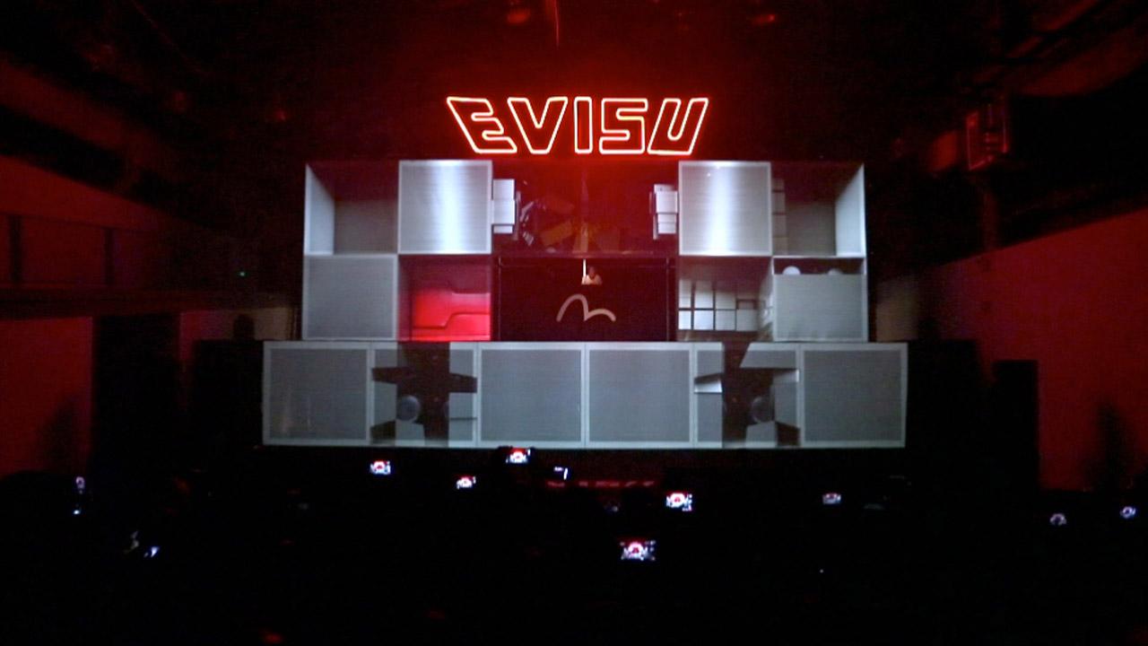 Evisu Fashion Show