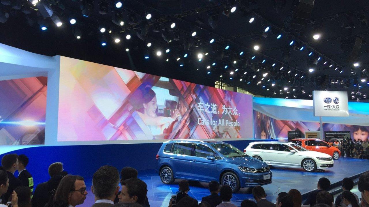 VW Shanghai Autoshow