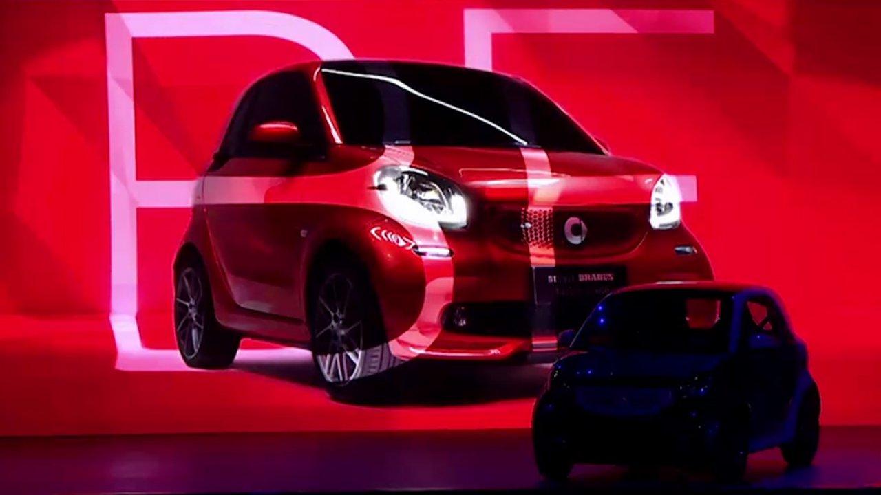 Smart Car Brand Event