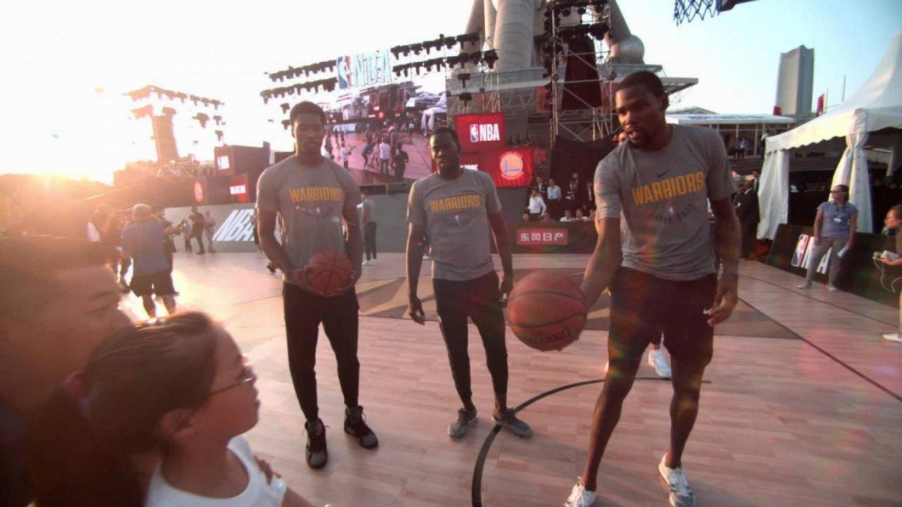 NBA – China Games VR