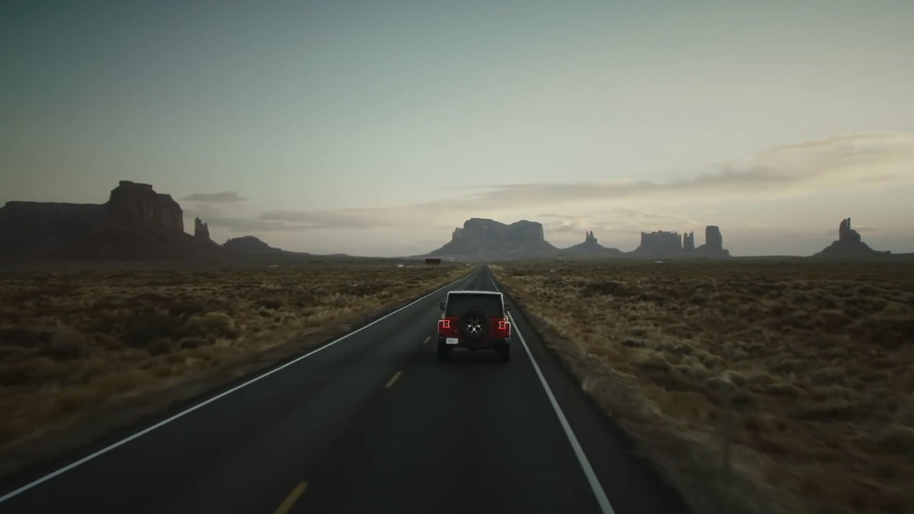 Jeep 'Big Game Blitz'